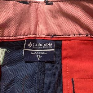 Columbia Shorts - Columbia mens PFG chino shorts sizes 34,40,42